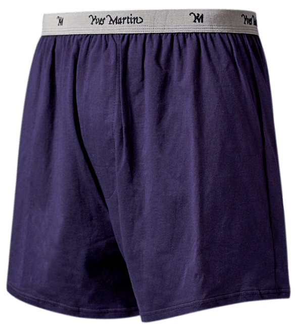 picture of boxers in color navy